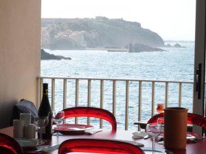 Vue sur Collioure - Alosa
