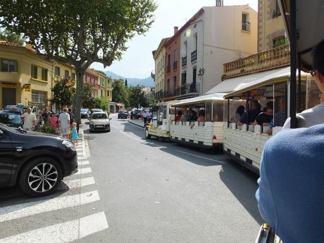 Collioure Train